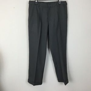 Nike Golf mens gray dri-fit pants 34x30